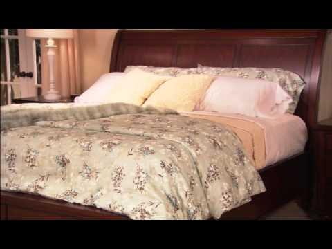 Ashfield Bedroom Set   YouTube