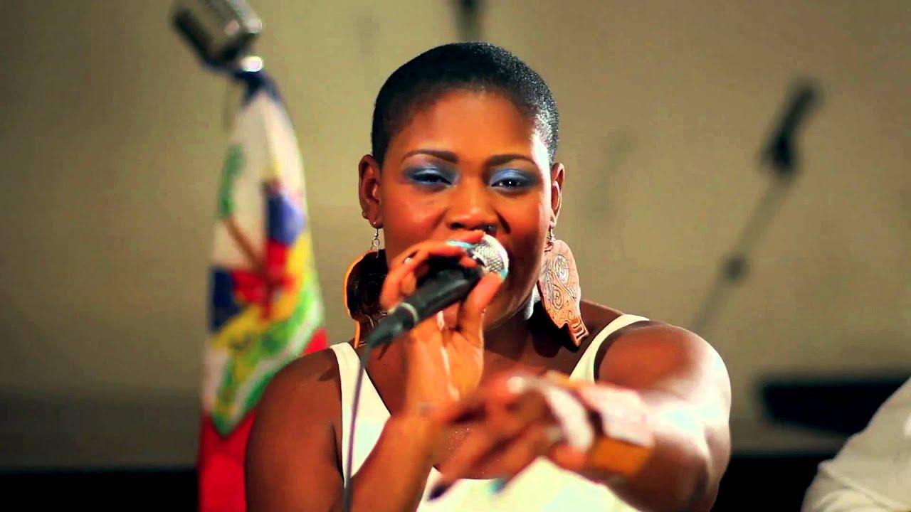 Ayiti Deploge In Session with Rutshelle Guillaume-Poukiw Pat Konpran Mwen