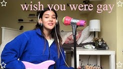 wish you were gay cover