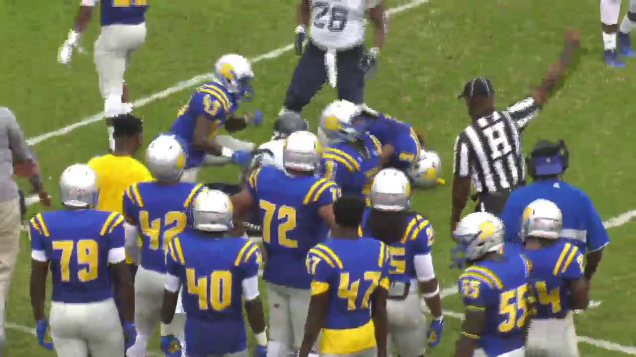 Albany State Football: Morehouse Pregame Hype (Homecoming ...