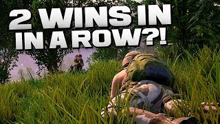 CAN WE GET 2 WINS IN A ROW?! - BATTLEGROUNDS (PUBG)