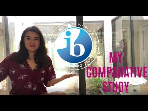 My IB Art Comparative Study /// FayeMaybe