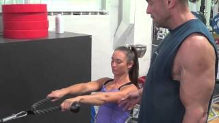 Charles Poliquin - Face Pulls To Balance Out Upper Body Hypertrophy thumbnail