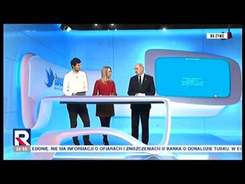 A.Macierewicz czeka na trudne pytania Twitterowiczów 20.11.2017