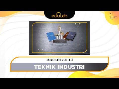 Jurusan Kuliah : Teknik Industri
