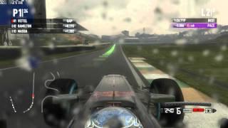 F1 2011 PC - Gameplay Interlagos São paulo Dx11 on AMD HD 6970 2GB | Full HD