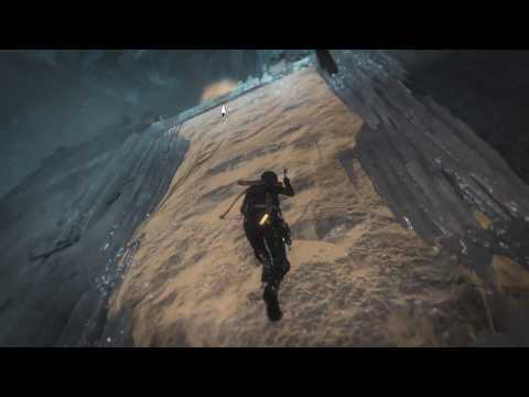 Rise Of The Tomb Raider Part 27, Breaking Through The Second Gate