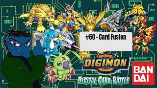 Digimon Digital Card Battle: Card Fusion