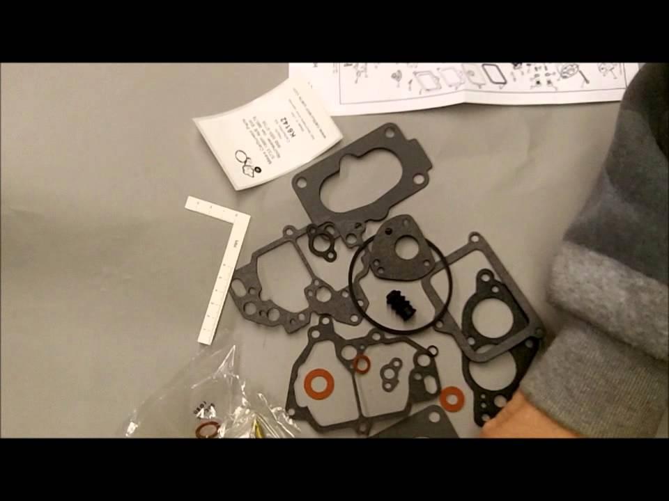 Hitachi Carburetor Kit Nissan K6142