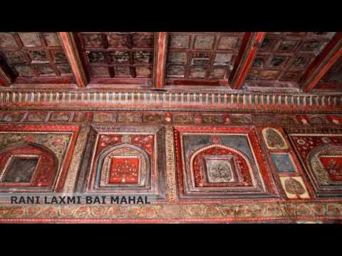 Jhansi - Rani Laxmi Bai Mahal