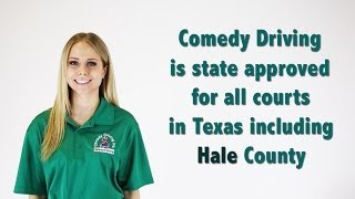 Hale County Texas Defensive Driving | Comedy Driving Inc