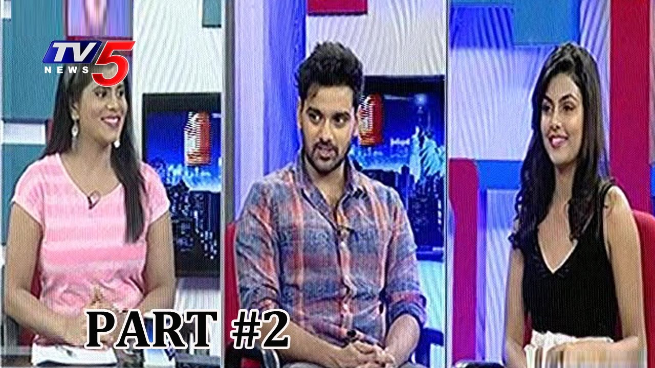 Fashion Designer S O Ladies Tailor Movie Sumanth Ashwin Anisha Ambrose Chit Chat 2 Tv5 News Fashion Tips Guides
