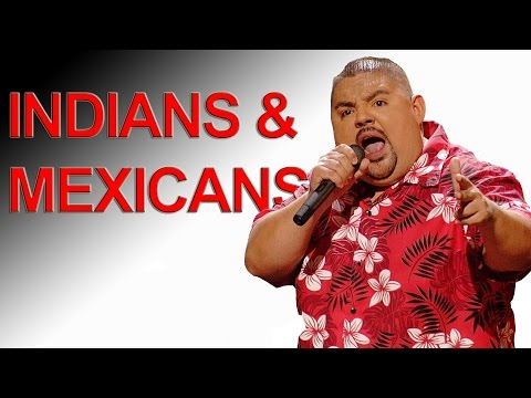 Gabriel Iglesias : Similarities between Indians & Mexicans II HomeMade Humour