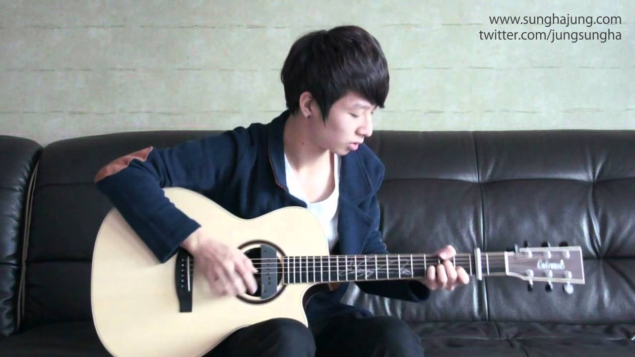 story of my life cover sungha jung biography