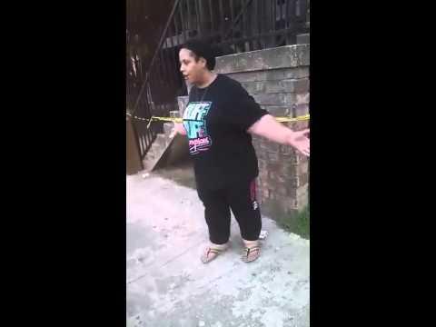 Street preacher in HAVANA Fl
