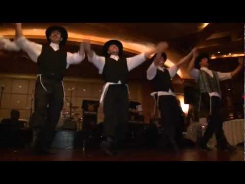 Bottle Dancers Jewish dancers New York City