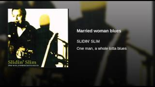 Married woman blues