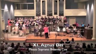 St. Francis in the Americas: A Caribbean Mass Movement XI - Agnus Dei