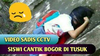 Video PEMBU NUHAN SAD1S Siswi SMK Bogor Andriana Yubelia Noven Cahya, Pelaku Telah diketahui MP3