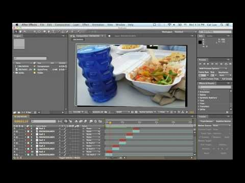 HappytutosFUN!FUN!! #2: Stabilize Fixed-Point-of-Interest Shots. An After Effects Tutorial