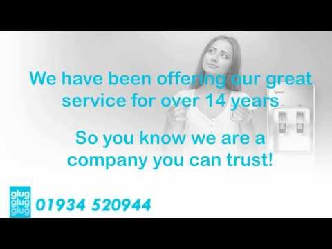 Water Cooler Rental Mainland UK | Glug, Glug, Glug | 01934 520944