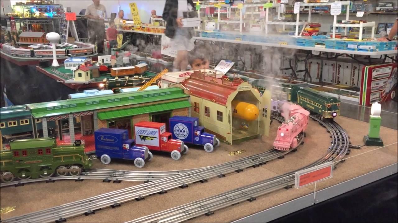 Ttos The Big Train Show Ontario Ca 5 21 And 22 16