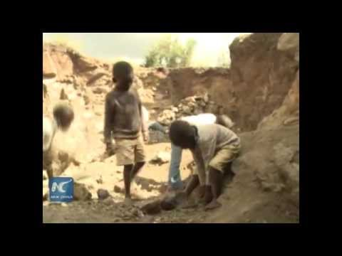 World day against children labour: poverty drives African children to hard labour