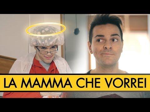 LA MAMMA CHE VORREI - iPantellas