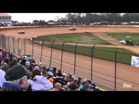 411 Motor Speedway | 1.1.16 | Mini Stocks | Heat 2