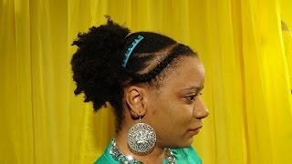 Just My Go To Hairstyle ..Yes Another Puff LoL