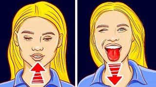 Если вас замучила икота, высуньте язык!
