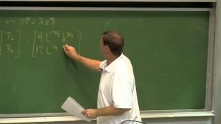 Math 4. Math for Economists. Lecture 14