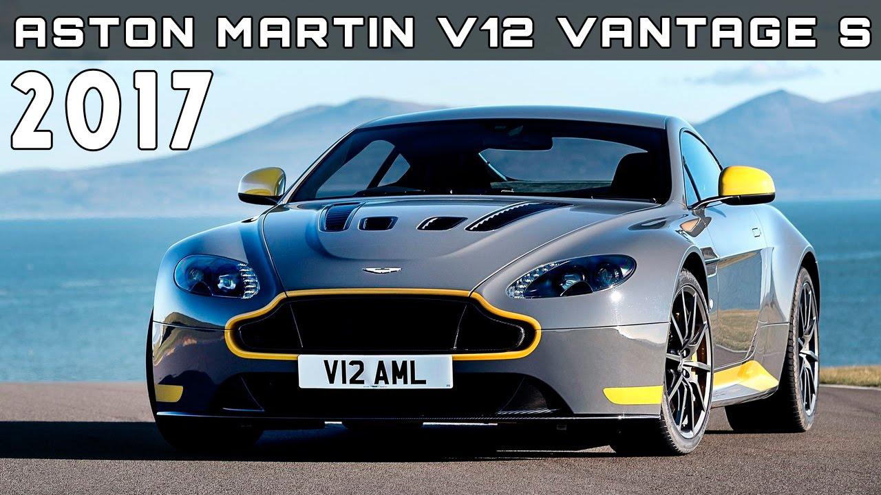 Aston Martin V Vantage S Review Rendered Price Specs Release - Aston martin v12 vantage s price