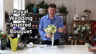How To Make A Royal Wedding Meghan Markle Style Wedding Bouquet