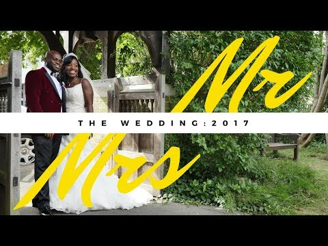 WEDDING OF THE YEAR | JAMAICA & CONGO - With surprise celebrities