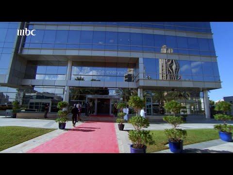 الشيخ أحمد بن محمد بن راشد آل مكتوم يزور المقر الرئيسي لمجموعة #MBC