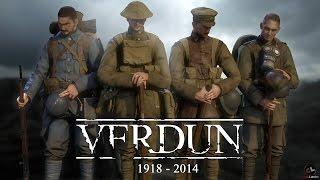 Verdun Первая Мировая война!