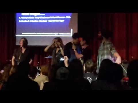 Rockwood Music Festival 2016 - Last Song Karaoke - Rob, Briana, Osric und Jason - Carry on...