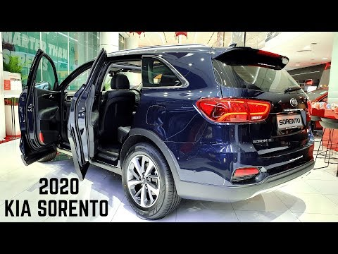 2020 Kia Sorento 7-Seater SUV India - Toyota Fortuner Competition | Sunroof, Latest Features