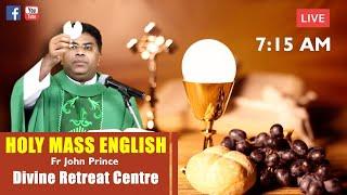 Holy Mass|29 September 2020|Feast of Michael, Gabriel and Raphael-The Archangels|Fr John Prince