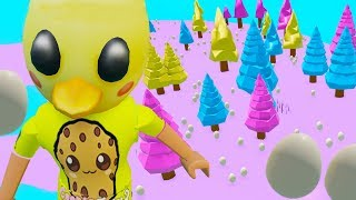 Easter Eggs on Peep Island - Random Roblox Game Video Royale High