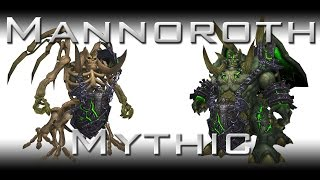 [Mythic] Last Line of Defence vs Mannoroth