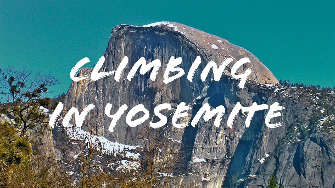 优胜美地!在缔造无数攀岩传奇的岩壁上爬一条最纯粹的裂缝线 | Trad Climbing in Yosemite