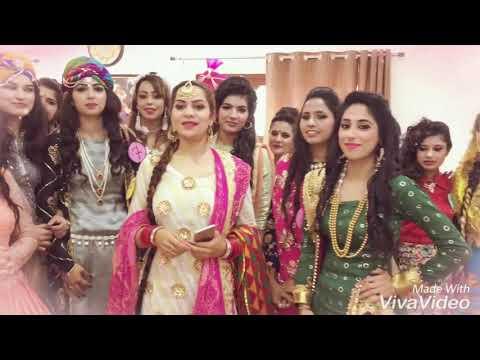 Dev Smaj College, Firozpur. Choreographed by Ishu Joshi