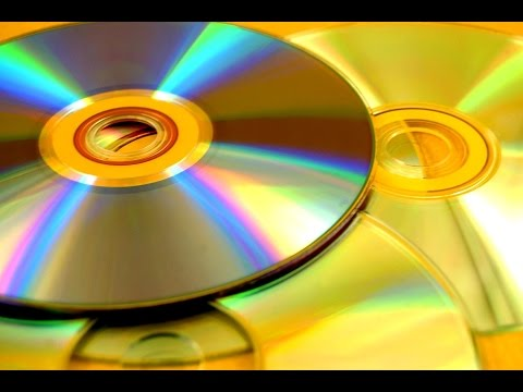 How CD or DVD make in factory .