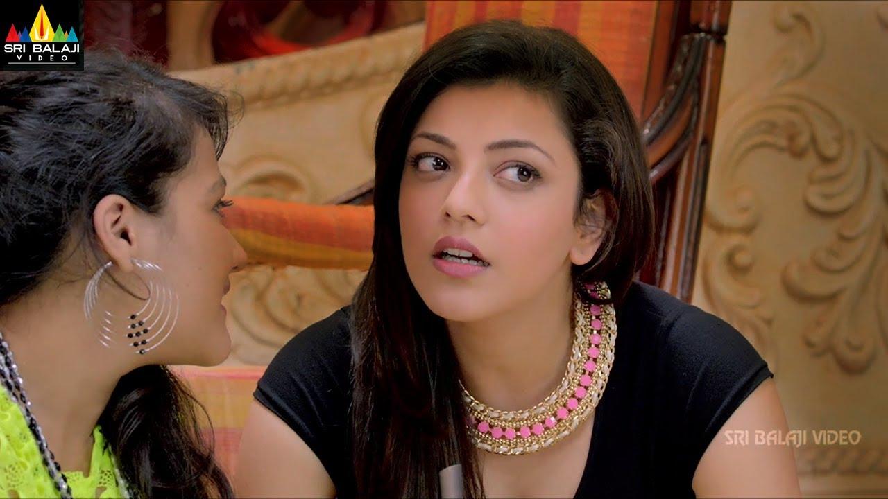 Download Govindudu Andarivadele Movie Scenes   Kajal Agarwal Asking about Ram Charan   Latest Telugu Scenes