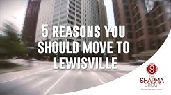 5 Reasons to Move to Lewisville, Texas