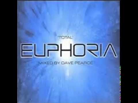 Dave Pearce ‎– Total Euphoria One of the best Euphoria for  + download CDx2