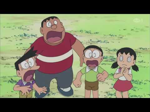 Doremon Nguy hiểm! Mặt nạ sư tử & Nobita bỏ nhà đi bụi