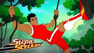 Supa Strikas in Tamil  வழநத நடசசததரம  Tamil Football Cartoons for Kids  தமழ கரடடன